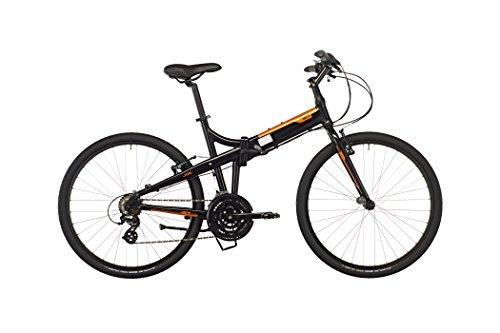tern Joe C21 - Vélo pliant - 26' orange/noir...