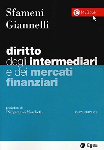 Diritto degli intermediari e dei mercati finanziari. Con Contenuto digitale per download e accesso on line