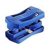 ROSEBEAR Mini Plastica PVC Bordo Bordatrice Portatile Bordo Bordatura Cutter per Falegnameria