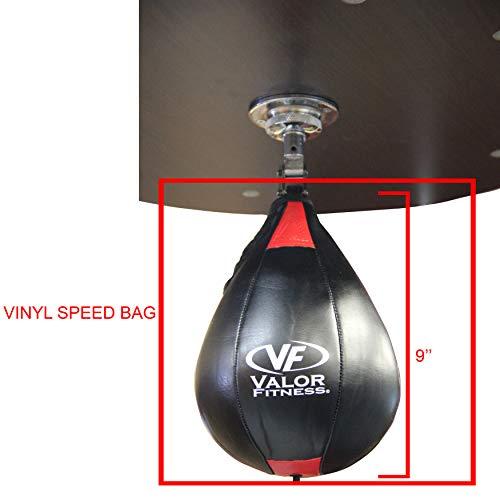 Valor Fitness CA-53 Boxing Speed Bag Platform