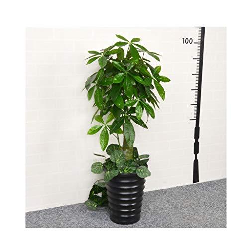 Simulatie Boom Pachira Macrocarpa Indoor Woonkamer Decoratie Plastic Groene Plant Potje Grote Bonsai 718