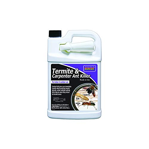 Bonide (BND372) - Termite and Carpenter Ant Killer, Ready to Use Insecticide (1 gal.)