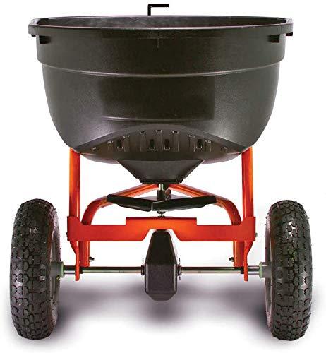 Separador giratorio Paño de remolque naranja Máquina de fertilizante duradero,Orange