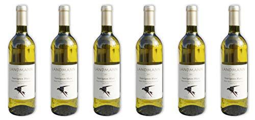 Landmann Sauvignon Blanc 2019 Trocken Bioland Bio (6 x 0.75 l)