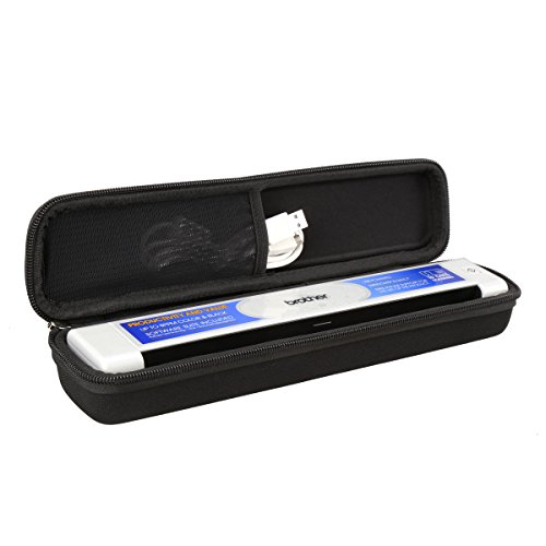 Aproca Hard Travel Storage Case Bag for Brother Mobile Color Page Scanner DS-620
