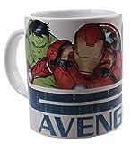 Disney - Tazza in ceramica Avengers 3 modelli assortiti MV15386