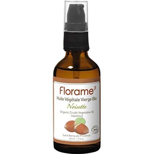 Florame - Huile Vegetale De Noisette Bio 50ml Florame