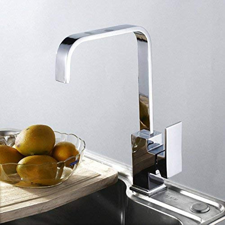 ZHAS Europische einfache Moderne Küchenarmatur Grünikale Single-Joint-Lift-Typ Küchenarmatur heies und kaltes Mischwasser Küchenarmatur