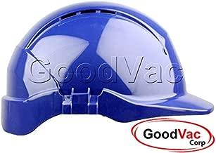 Centurion Concept Safety Helmet S08 ABS Hard Hat Reduced Peak - Vented - Ratchet Headband - Blue