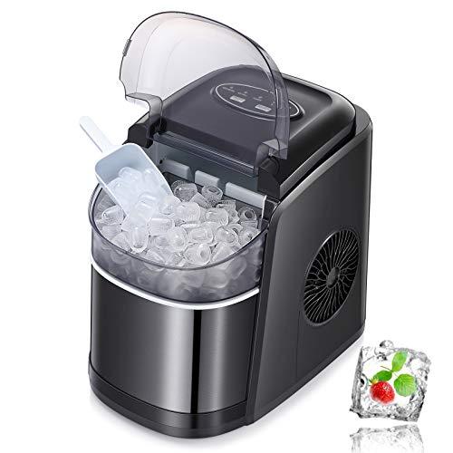 Antarctic Star Portable Pebble Ice Maker Machine