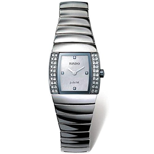 Rado Sintra Super Jubile Ceramic Mother of Pearl Dial Ladies Watch R13577902