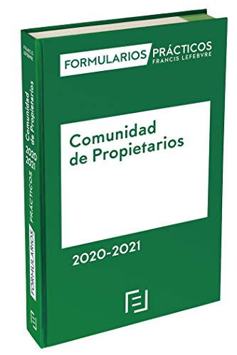 Formularios Prácticos Comunidades de Propietarios 2020-2021 ⭐