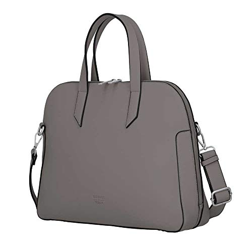 Titan Barbara Pure Business Bag 41 cm Grey