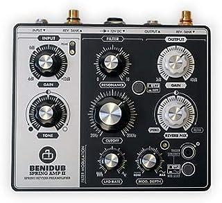 Benidub Spring Amp II スプリングリバーブ・プリアンプ