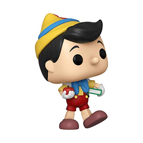 Oferta de Funko 51533 POP DisneyPinocchio-School Bound Pinocchio