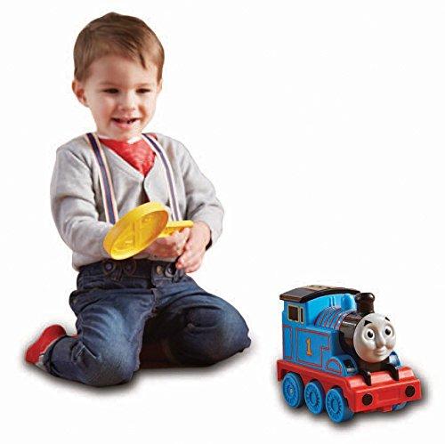 Thomas et ses Amis – Motion Control Thomas – Locomotive avec Capteurs de Mouvements