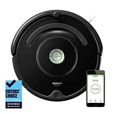 iRobot Roomba Robot Vacuum-Wi-Fi Connectivity, Works with Alexa