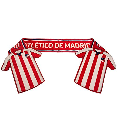 Atletico Madrid Shirt sjaal