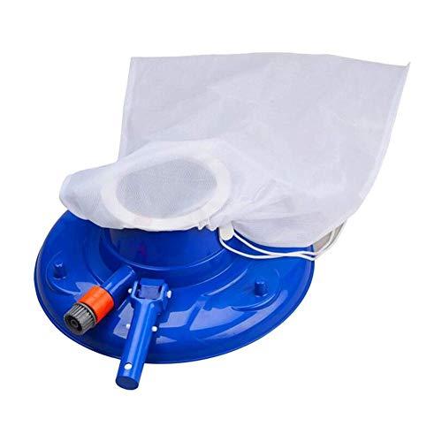 De Galen Piezas de repuesto Herramienta de Limpieza de Piscina Aspiradora Objetos Flotantes Herramientas de Limpieza Piscina Cabeza de Succión Kit de Red de Limpieza Accesorios de Vacío