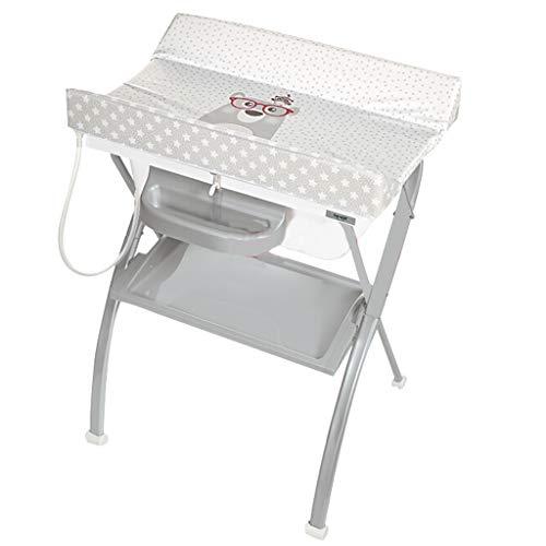 JINYANG JY Baby Neugeborenen Massage Touch Care Tisch Multifunktionale Wickeltisch Große Badewanne Lagerung Faltbare wasserdichte Antifouling