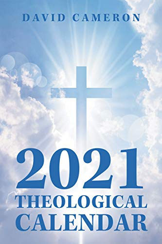 2021 Theological Calendar (English Edition)