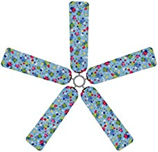 Fan Blade Designs Polka Dots Ceiling Fan Blade Covers