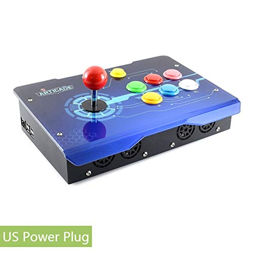 BJ-EPower Arcade-C-1P, Arcade Console Powered by Raspberry Pi
