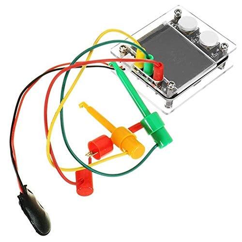 KEKEYANG módulo de Prueba, con 1,8 Pulgadas de Pantalla LCD, MK328 Transistor Tester ATmega328 8 MHz Digital Tríodo capacitancia ESR componentes del medidor Placa controladora