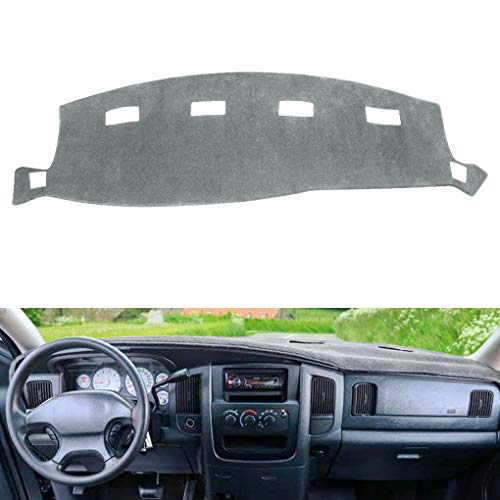 Dashboard Cover Dash Cover Mat Custom Fit for Dodge Ram