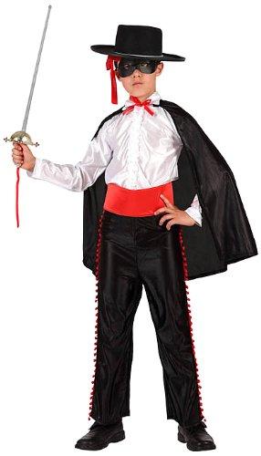 Atosa 6562 carnavalskostuum heren meerkleurig