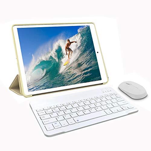 tablet asus 8 Tablet 10 Pollici 4G WiFi 3GB RAM 32GB ROM Android 9.0 Quad-Core Batteria 8500mAh Dual SIM Bluetooth / GPS / OTG Chiama Tablet Funzione Youtube Netflix