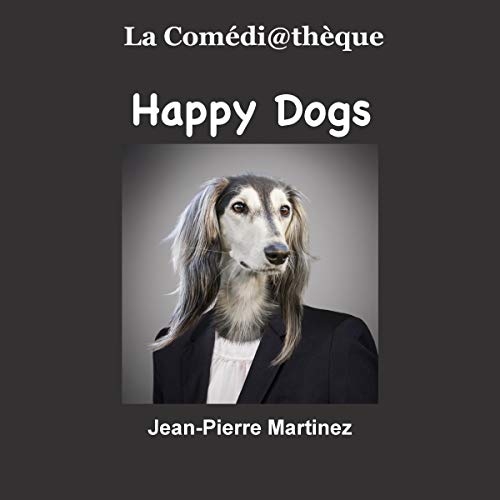 Couverture de Happy Dogs