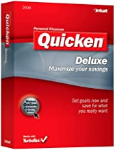Quicken 2008 Deluxe [OLD VERSION]