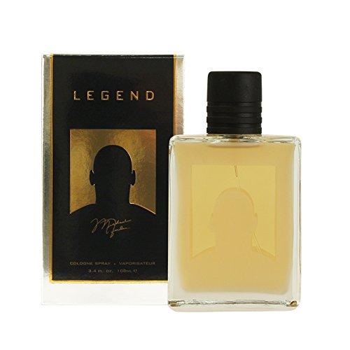 Michael Jordan Legend By Michael Jordan For Men. Cologne Spray 3.4 Oz / 100 Ml by Michael Jordan BEAUTY (English Manual)