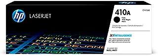 HP 410A (CF410A) Toner Cartridge, Black for HP Color LaserJet Pro M452dn M452dw M452nw MFP M377dw MFP M477fdn MFP M477fdw MFP M477fnw