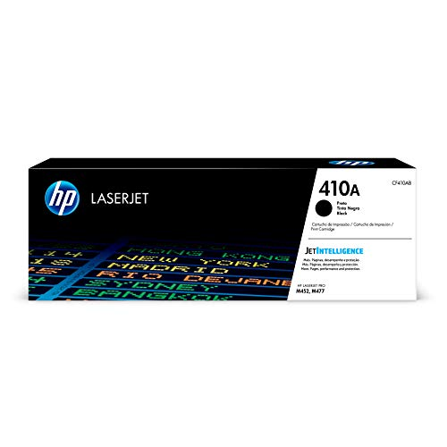 HP 410A | CF410A | Toner Cartridge | Black