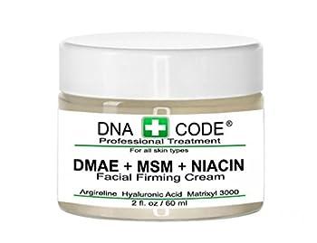 ANTI-AGING- MAGIC DMAE+MSM+NIACIN Firming Cream 100% Pure Hyaluronic Acid Argireline Matrixyl 3000