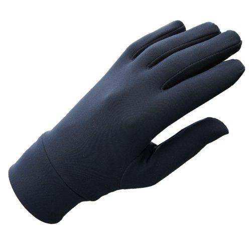 PROANTI Unterziehhandschuhe Innenhandschuhe V01 Unterzieh Handschuhe für Winter Ski Motorrad (XS/S)