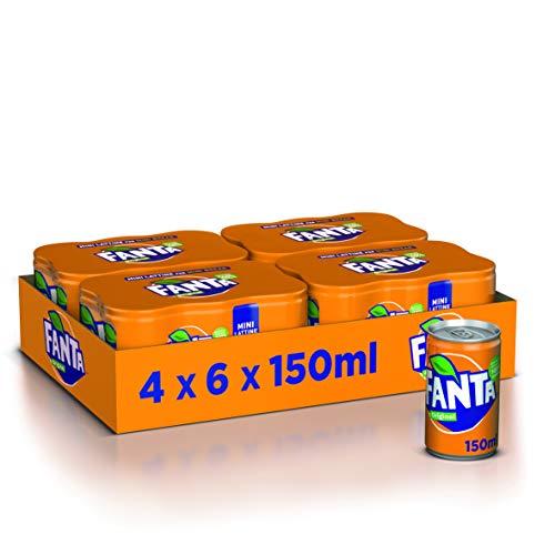 Fanta Original 150ml x24 (Lattina)