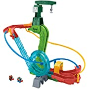 Fisher-Price Thomas & Friends MINIS, Motorized Raceway