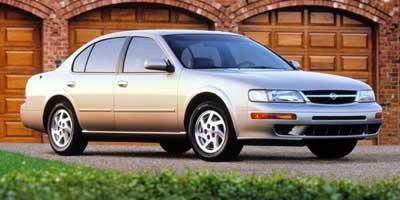 1997 Nissan Maxima GLE 4 Door Sedan Automatic Transmission