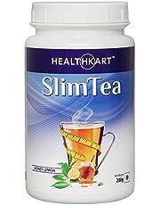 HealthKart Slim Tea with Garcinia Green Tea Green Coffee B