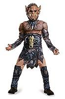Durotan Classic Muscle Warcraft Legendary Costume, Large/10-12