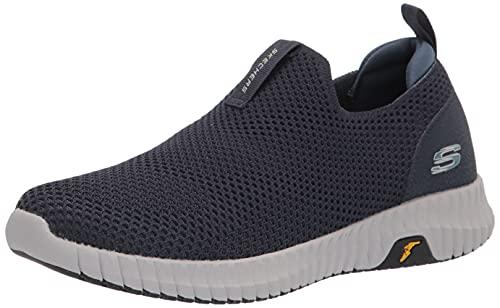 Skechers Herren Elite Flex Prime Sneaker, Navy, 43 EU