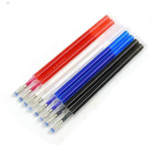 Dorime 4 löschbaren wässrige lösliche Markierstift Naht Quilt Nähgewirk Stiftwerkzeug und Schneidwerkzeug Zufall Farbmarkierer