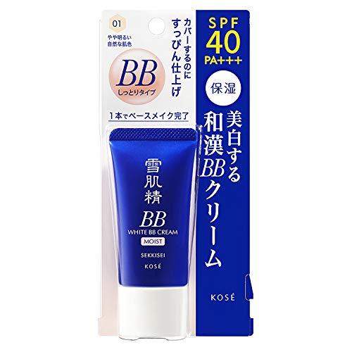雪肌精 ホワイト BBクリーム モイスト 01 30g