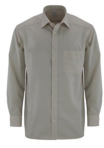 OLYMP OLYMP 5131/64 Hemden, beige(Hellbeige (20)), Gr. 39