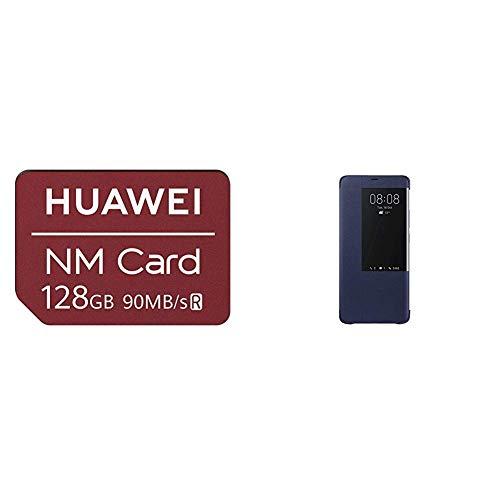 Huawei NanoMemory Speicherkarte 128G für Mate20/Mate20 Pro & 51992624 Mate 20 Pro Aktiv Schutzhülle, Blue