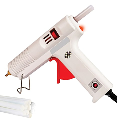 100 Watts Glue Gun - White by Gee Gadgets