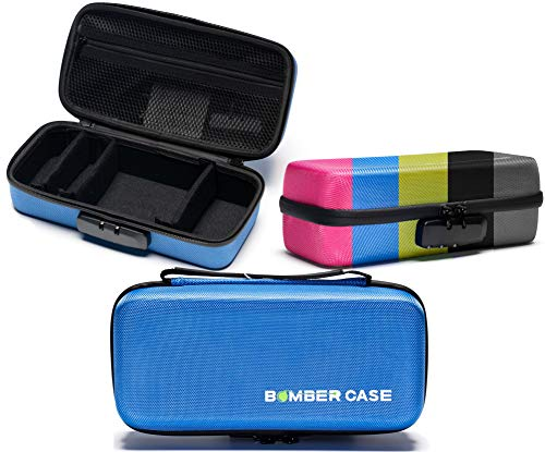 BOMBER CASE - Combination Lock Box - Smell Proof...